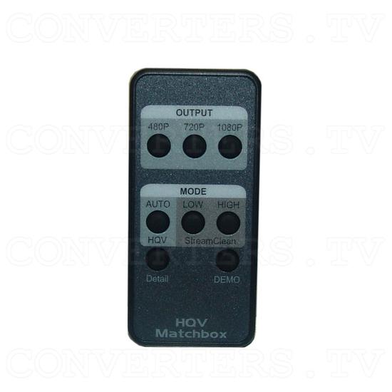 HDMI to HDMI HQV Scaler - CHQV-2H - Remote