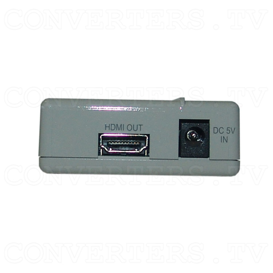 HDMI 2 In 1 Out Switcher - Back View
