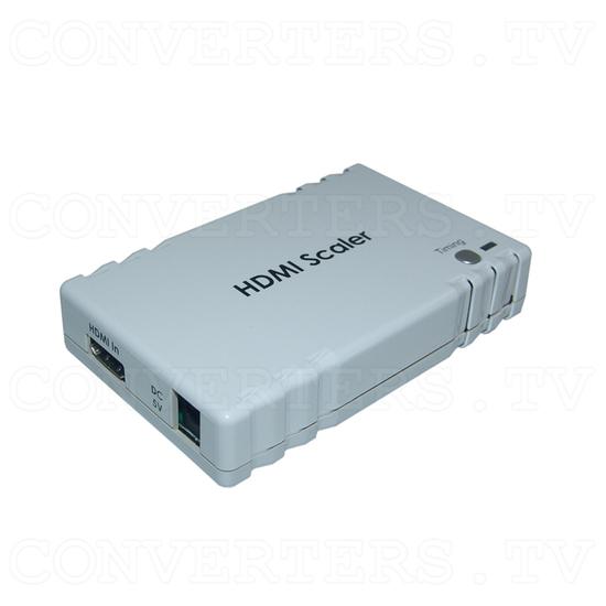 HDMI to HDMI Scaler Box - Full View