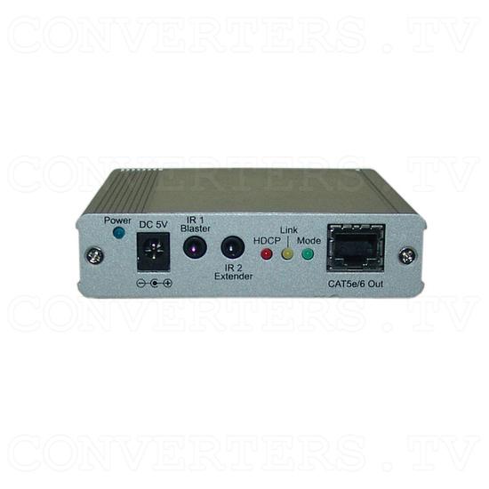 HDMI v1.4 Over Single CAT5e/CAT6 - Transmitter - Back