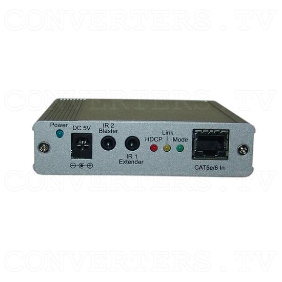 HDMI v1.4 Over Single CAT5e/CAT6 - Receiver - Back