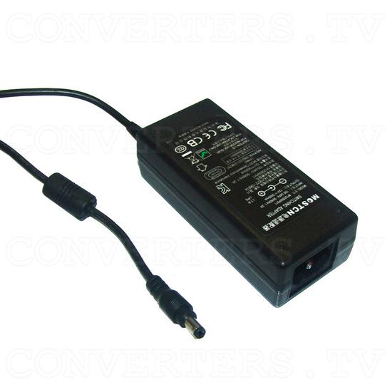 17 inch CGA EGA VGA LCD Desktop Monitor - Multi-Frequency - Power Supply 110v OR 240v