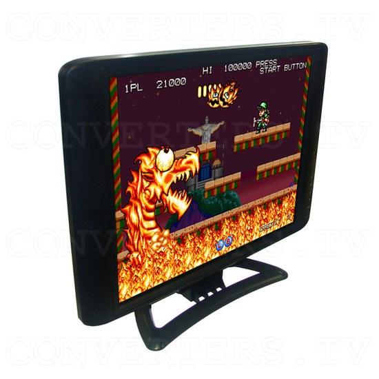 19 inch CGA EGA VGA LCD Desktop Monitor - Multi-Frequency - Full View