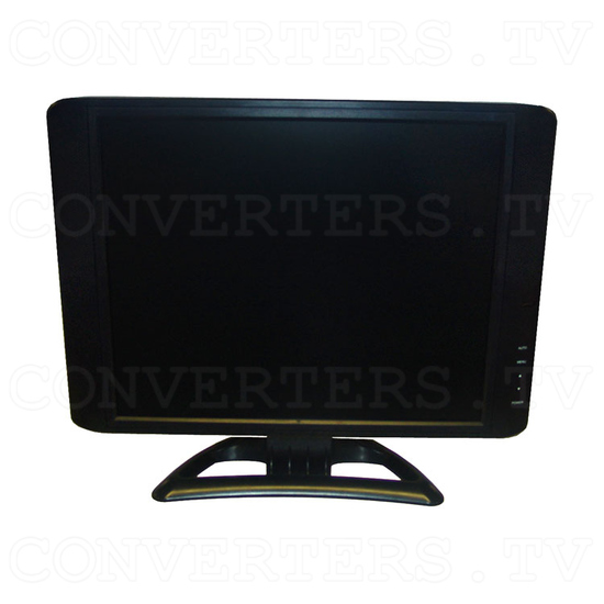 19 inch CGA EGA VGA LCD Desktop Monitor - Multi-Frequency - Front View