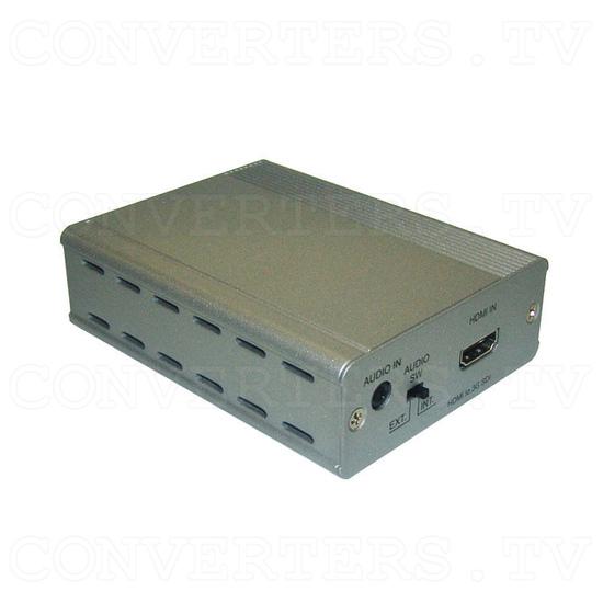 HDMI to 3G SDI Converter - Full View