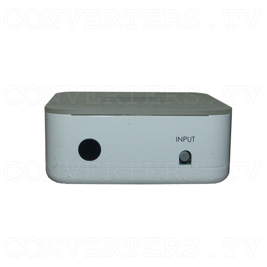 HDMI v1.4 4 In 1 Out Switch with Coaxial Audio Out - Front View