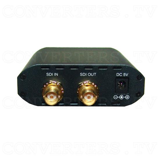 3G SDI to HDMI Converter - Back View