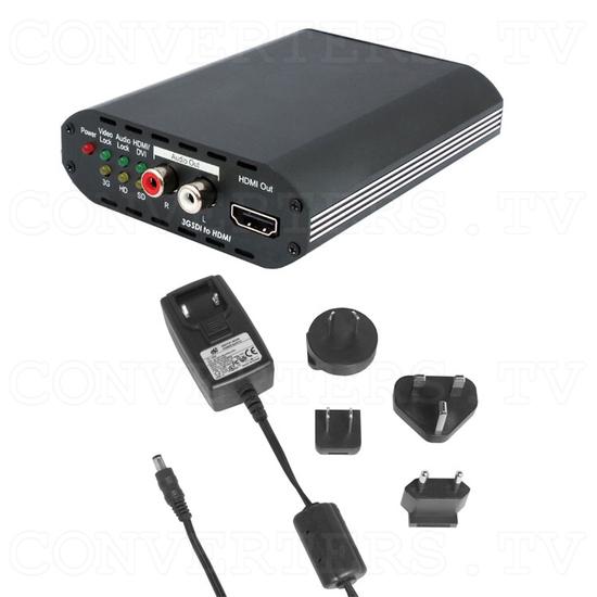 3G SDI to HDMI Converter - Full Kit