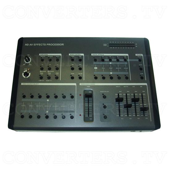 HD/SD Digital AV Mixer (CMX-12) - Top View
