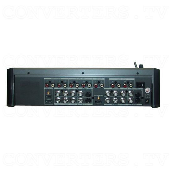HD/SD Digital AV Mixer (CMX-12) - Back View
