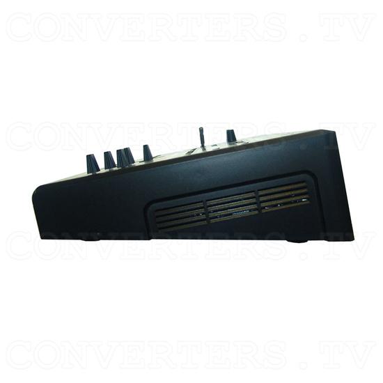 HD/SD Digital AV Mixer (CMX-12) - Side View