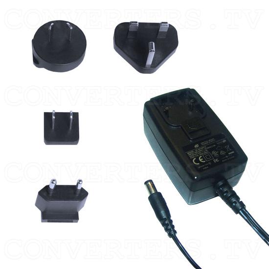 HD/SD Digital AV Mixer (CMX-12) - Power Supply 110v OR 240v