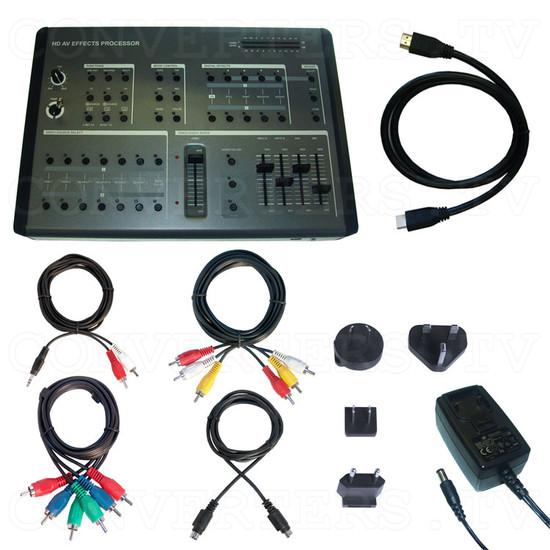 HD/SD Digital AV Mixer (CMX-12) - Full Kit