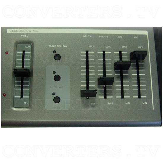 HD/SD Digital AV Mixer (CMX-12) - Top Detail - Video/Audio Mixer