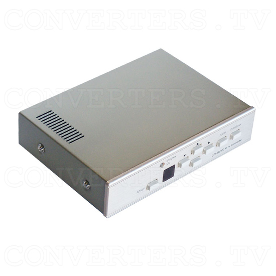 PC to Video Scan Converter (CPT-380) - Full View