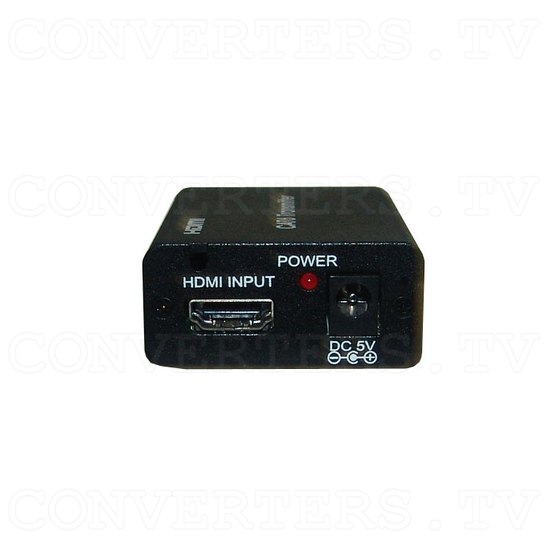 HDMI v1.3 to Twin CAT6 Transmitter - Front View