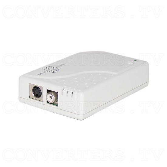 NTSC / PAL Video to PC Convertor / Converter (CVP-2000) - Angle View