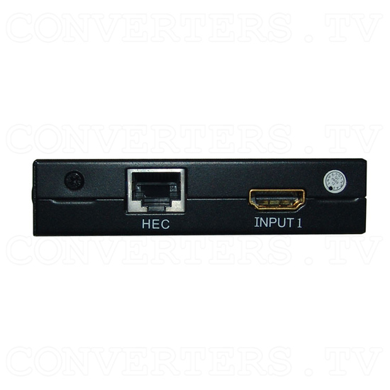 HDMI Switch 4 in 1 out - Side Detail 2