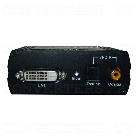 DVI to HDMI Converter - Front View