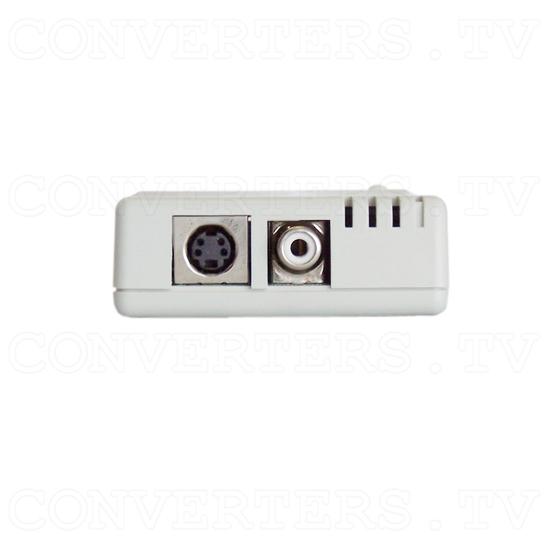 NTSC / PAL Video to PC Convertor / Converter (CVP-2000) - Side View 1