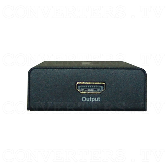 HDMI Switch 5 in 1 out - Right View