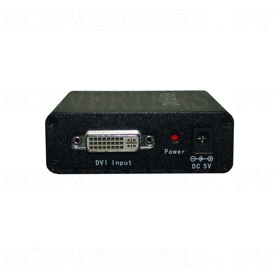 DVI to VGA Converter - Back View