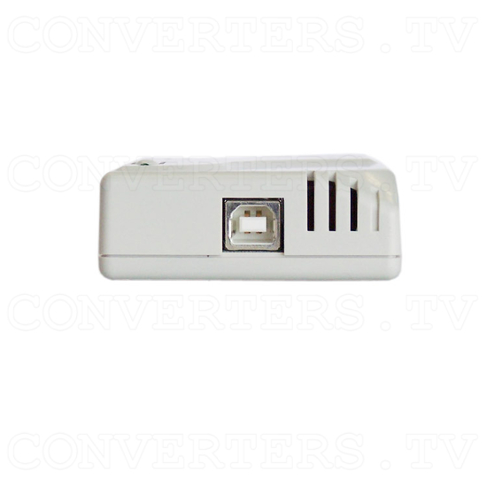 NTSC / PAL Video to PC Convertor / Converter (CVP-2000) - Side View 2