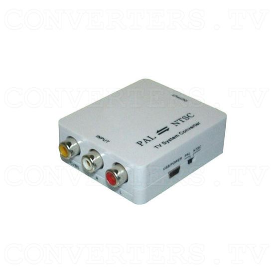 PAL/NTSC Video to NTSC/PAL Video Converter - Full View