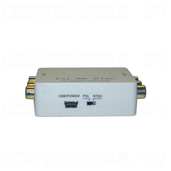 PAL/NTSC Video to NTSC/PAL Video Converter - Front View