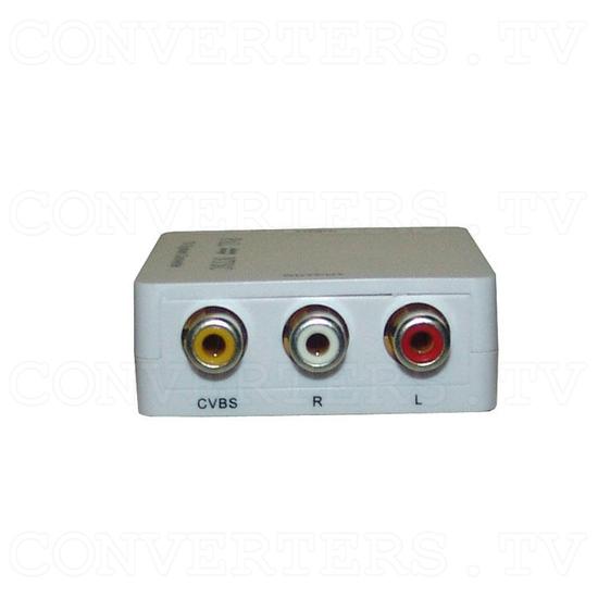 PAL/NTSC Video to NTSC/PAL Video Converter - Right View