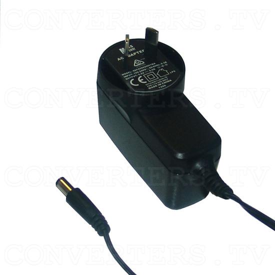 HDMI Splitter 1 in 8 out - Power Supply 110v OR 240v