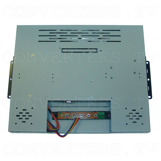 17 Inch Delta CGA EGA Multi-frequency to SXGA LCD Panel - Back View