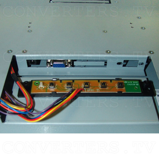 17 Inch Delta CGA EGA Multi-frequency to SXGA LCD Panel - Connection - Detail