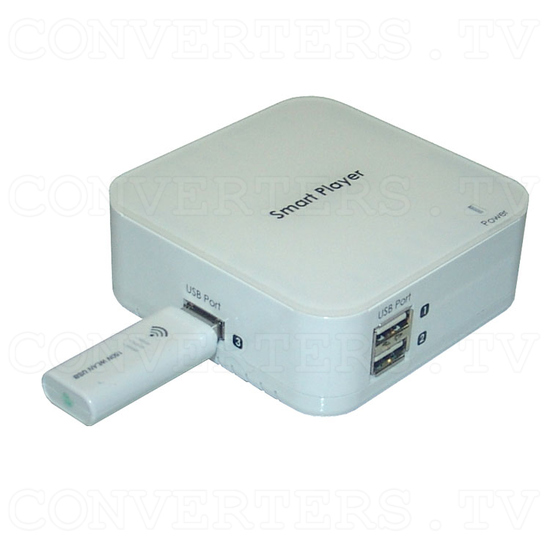 Wireless PC to TV Converter - Full View