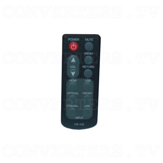 HD Audio Center - Remote