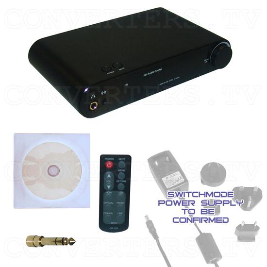 HD Audio Center - Full Kit