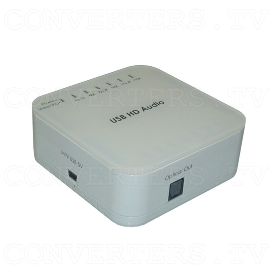USB Audio Converter Pro - Full View