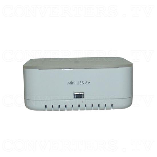 USB Audio Converter Pro - Left View