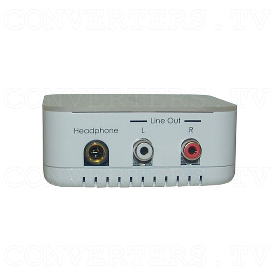 USB Audio Converter Pro - Right View