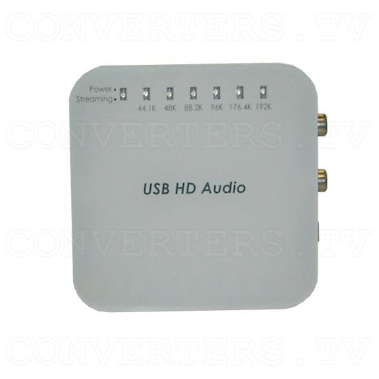 USB Audio Converter Pro - Top View