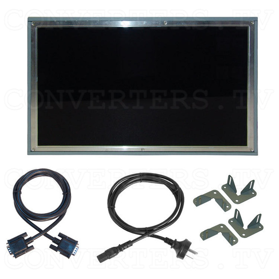 26 Inch VGA DVI HD LCD Panel - Full Kit