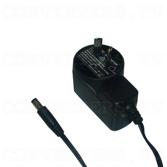 PAL/NTSC Video to NTSC/PAL Video Converter - Power Supply 110v OR 240v