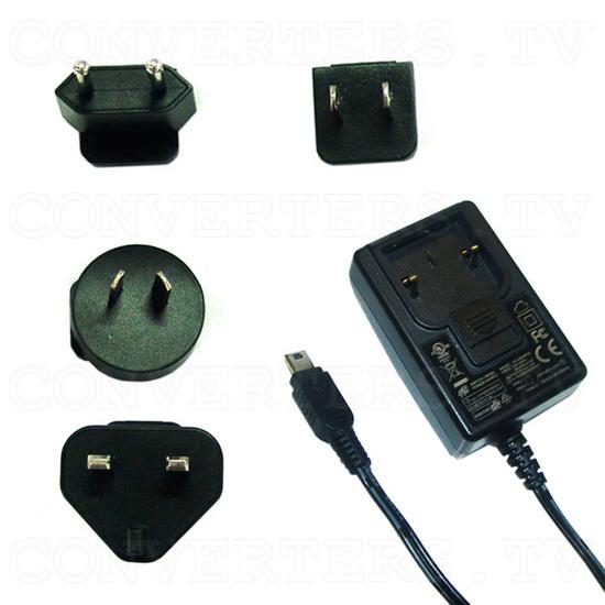 HDMI to HDMI HQV Scaler - CHQV-2H - Power Supply 110v OR 240v