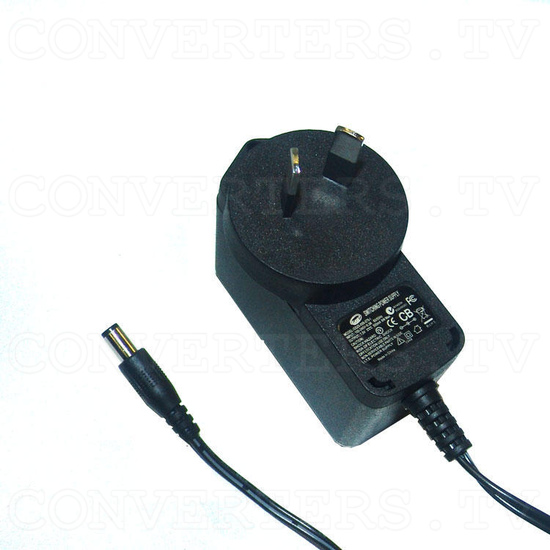 SCART to YUV Converter - Power Supply 110v OR 240v