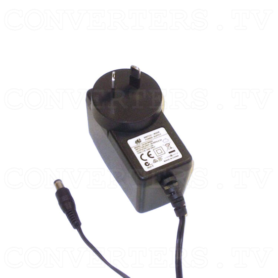 Toslink Splitter 1input - 2output - Power Supply 110v OR 240v