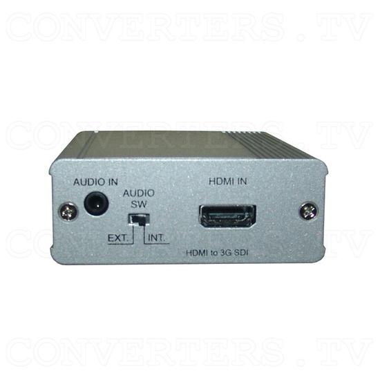 HDMI to 3G SDI Converter - Front View