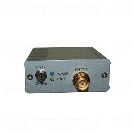 HDMI to 3G SDI Converter - Back View