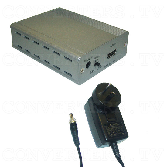 HDMI to 3G SDI Converter - Full Kit