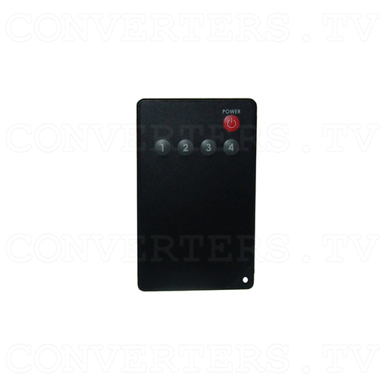 3G-SDI 4 In 4 Out Switcher and Splitter - Remote