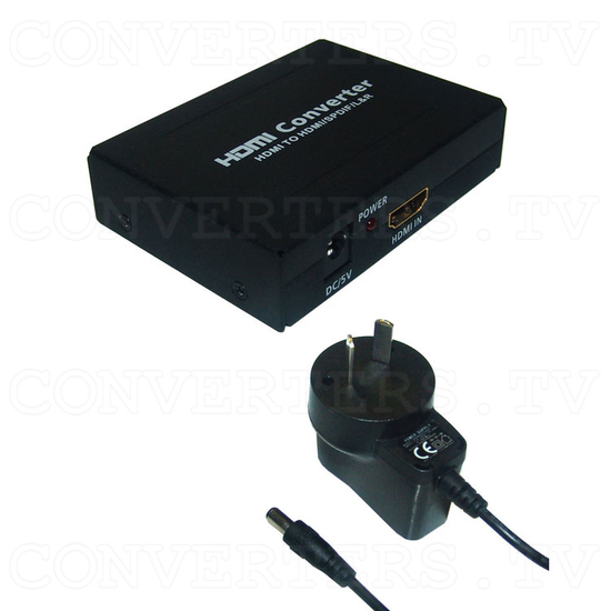 HDMI to HDMI with Digital Audio Decoder - Full Kit